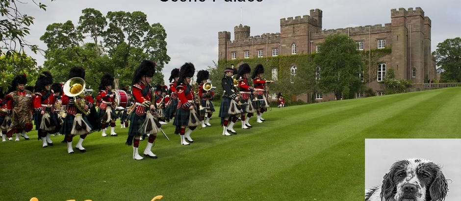 The GWCT Scottish Game Fair and Scone Palace