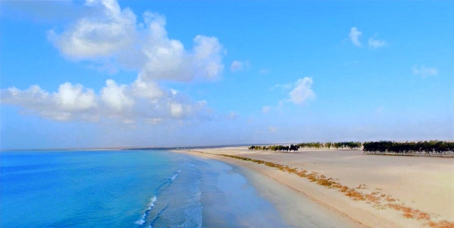 adale beach, Somalia  - Somger
