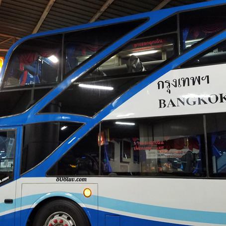 Popular Routes in Thailand