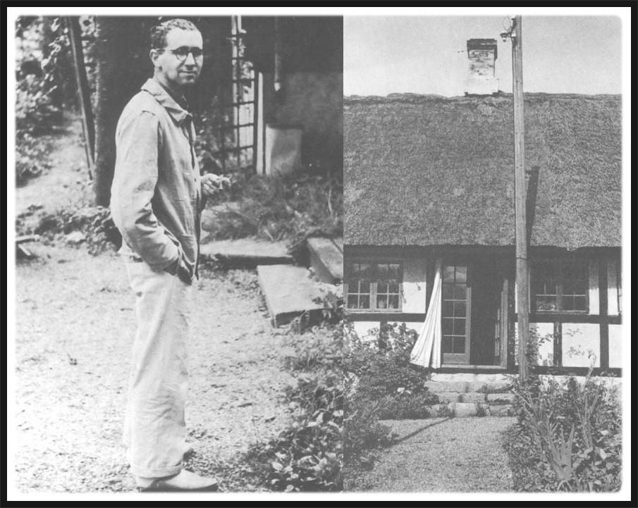 Brecht in Svendborg