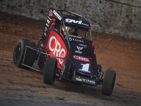 Pickens Creates Speedway History
