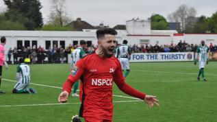 Match report - 7-0 win seals league title