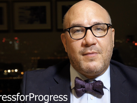 Celebrating International Women's Day 2018:  #PressforProgress with Daniel Winterfeldt