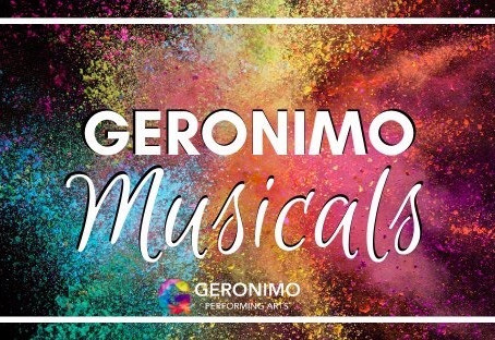Music to your ears... Geronimo Musicals gets social!