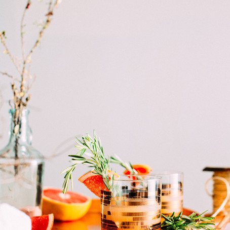 Festive Wellness Mocktails for the Holidays