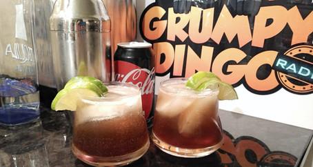 The Grumpy Dingo Radio Turncoat Cocktail