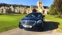 Chauffeur driven airport transfers