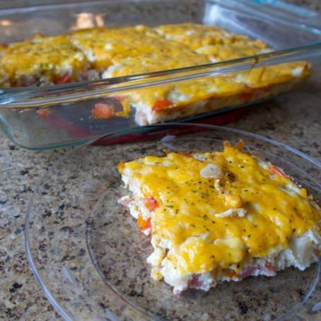 Denver Egg Bake