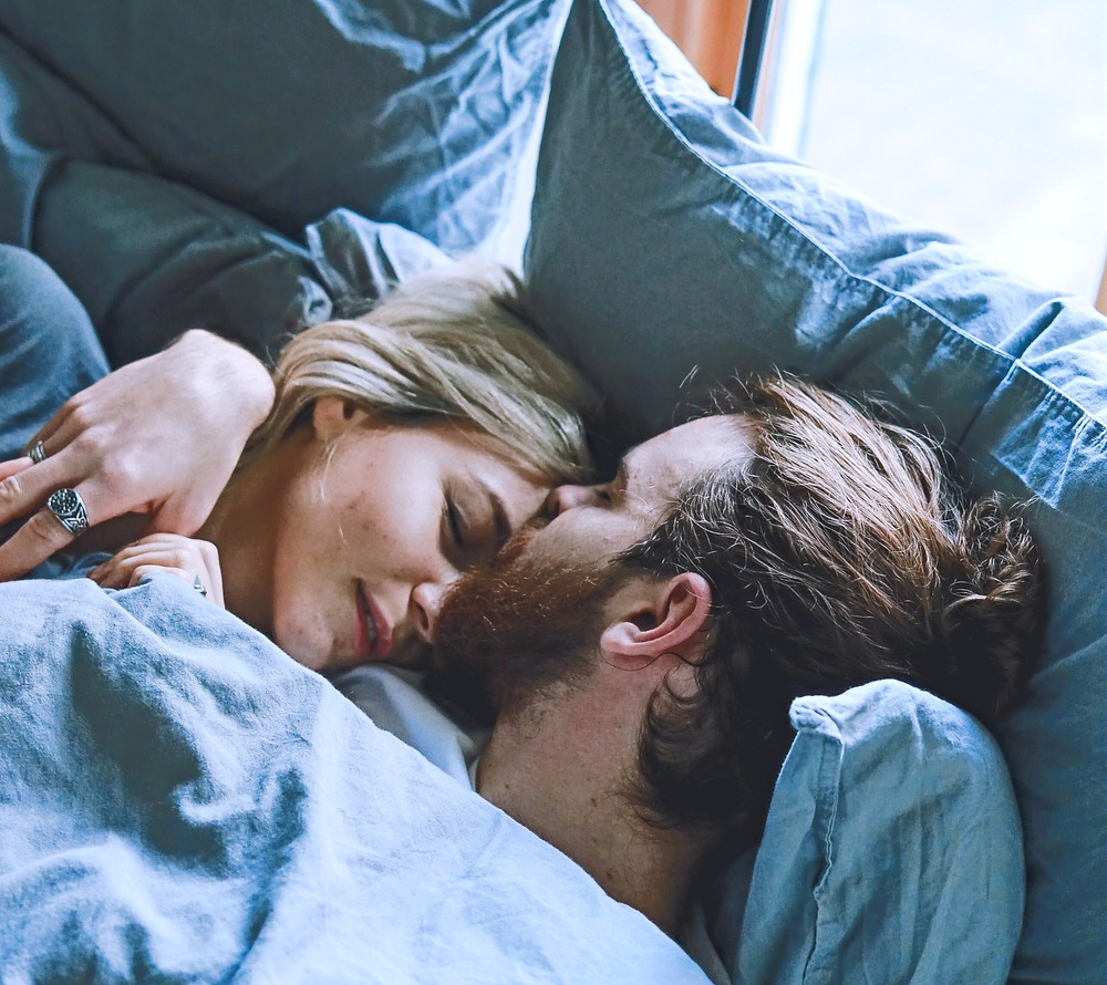 61% of people report sleep problems in their relationship, here's what to do about it