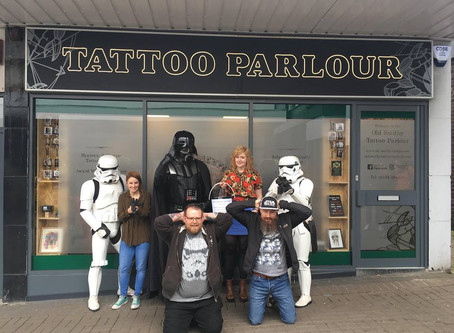 Galactic Charity Open Day