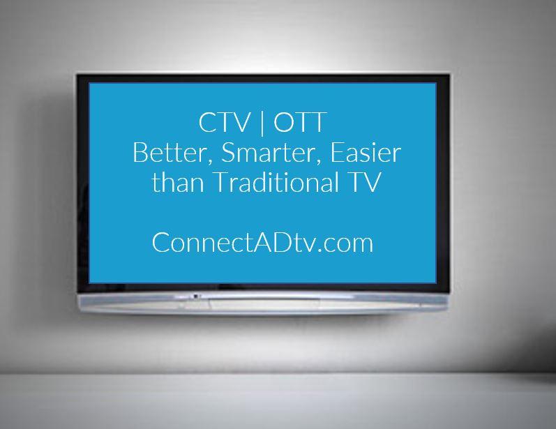 Local CTV | OTT advertising- easier than traditional TV