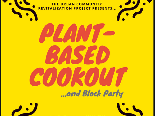 ATL Vegan Cookout: One of Many to Come