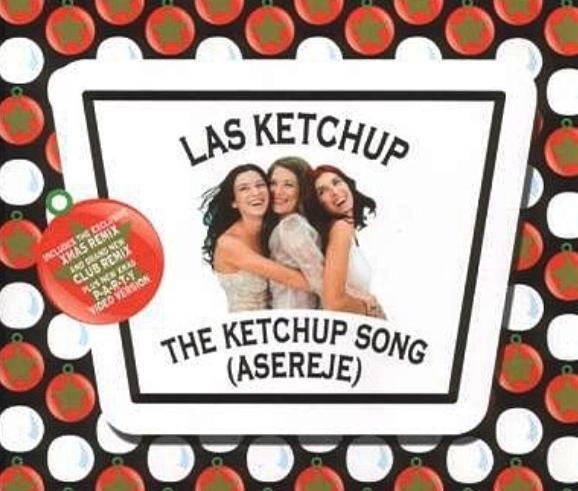 Las Ketchup The Ketchup Song (Aserje)