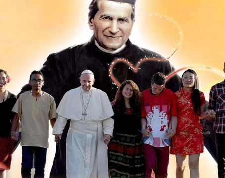 The Synod on Youth begins October 3rd