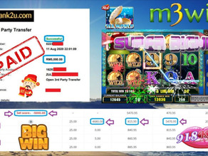 SeaWorld slot game tips to win RM5000 in 918kiss
