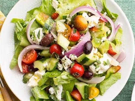 It's Greek to Me Salad