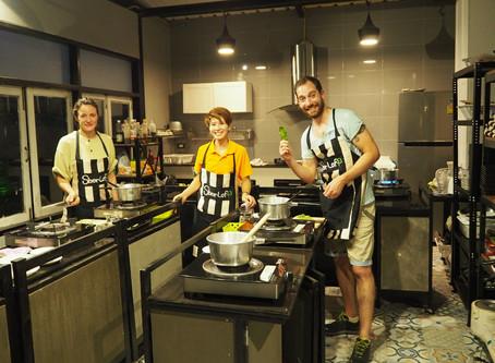 Cooking Class at Sherloft