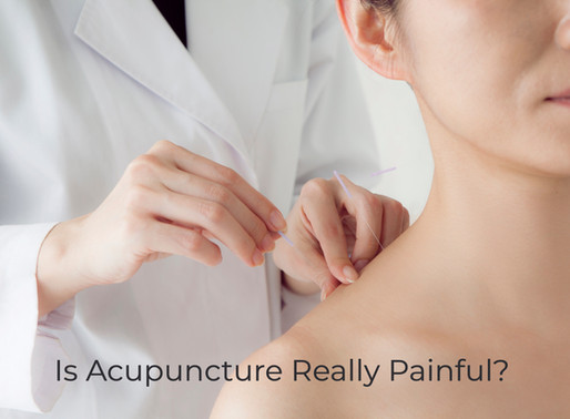 Is Acupuncture Really Painful?