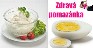 Vejce s česnekovým jogurtem