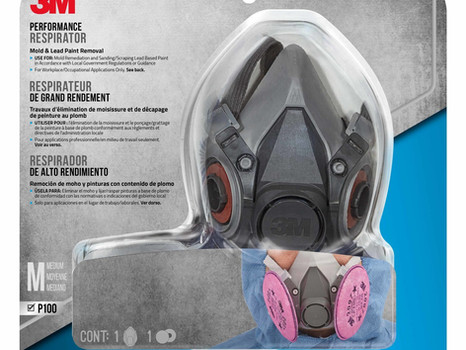 3M Respirator & Extreme Sealant Tape