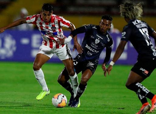 Independiente no pudo ganar en Barranquilla