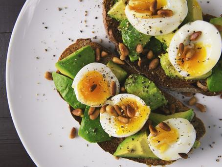 Awokado toast czyli  zdrowe trendy śniadanko
