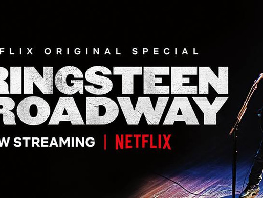 Springsteen on Broadway Netflix film review