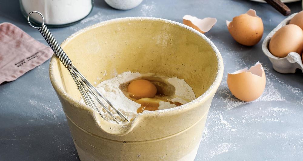 kekperisi - Muzlu Kek Hazırlanışı - Basak Ergen