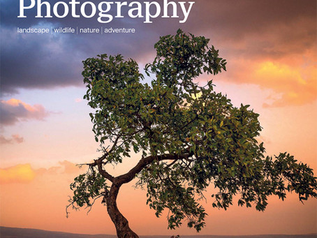 My image makes the cover of Outdoor Photography Magazine - UK!