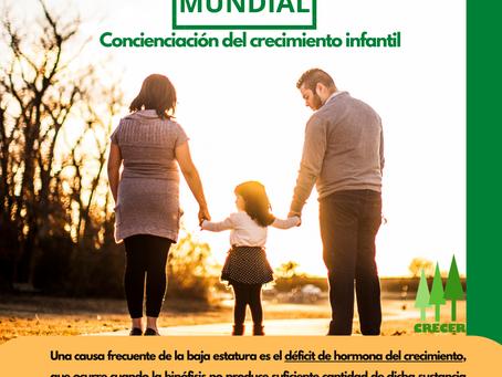 SEMANA MUNDIAL ( Concienciación del crecimiento infantil )