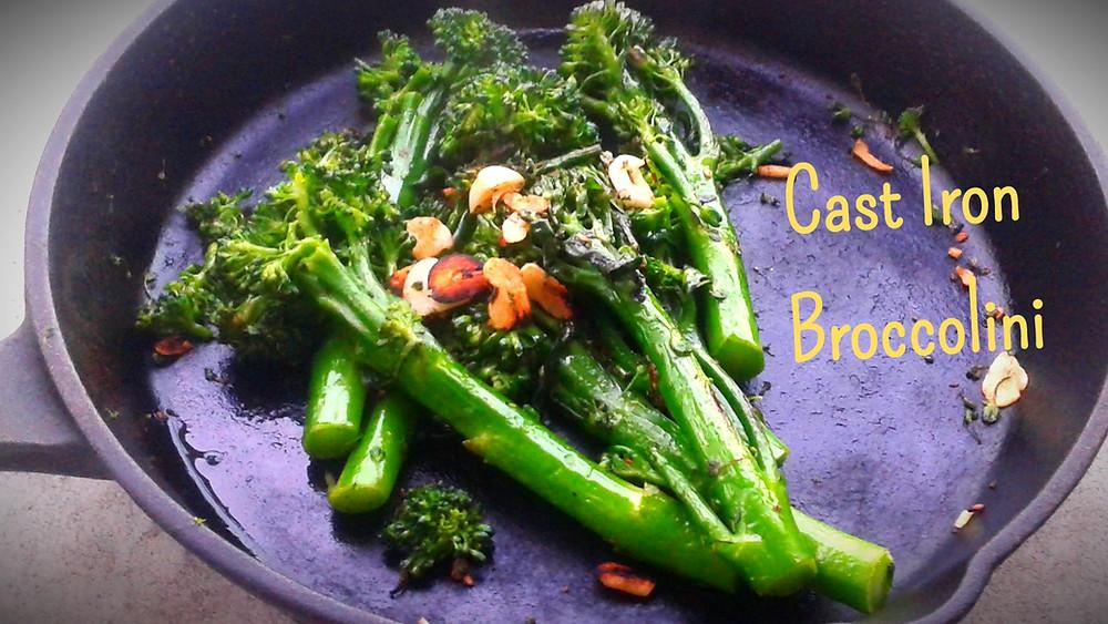 Cast Iron Broccolini