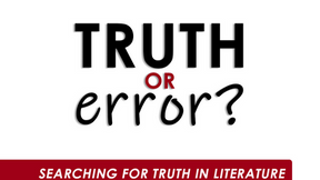 2: Searching for truth in literature