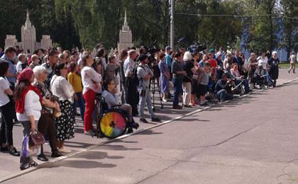 РУМЦ РУТ (МИИТ) на Фестивале равных возможностей