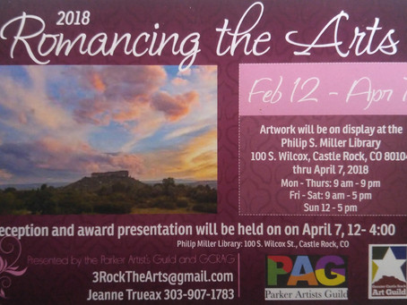 Romancing the Arts - Tarnished Hearts