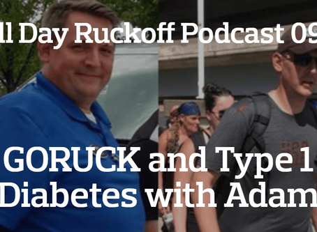 All Day Ruckoff Podcast 099