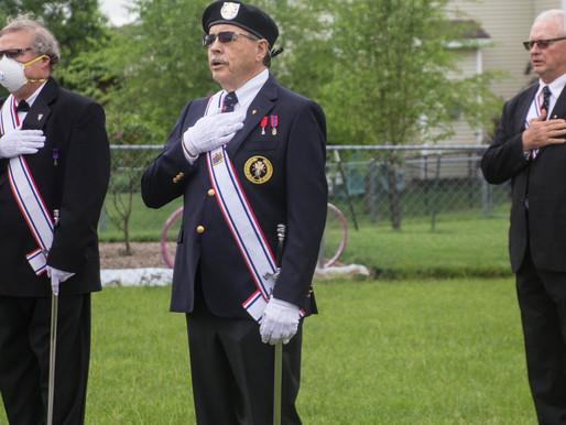 FALLEN SOLDIER MEMORIAL 5/25/20