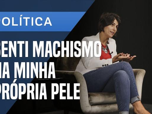 ELEIÇÕES 2018 - Machismo é barreira para as mulheres na política