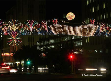 Weihnachten in Kapstadt