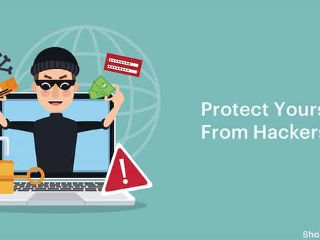 5 steps to protect yourself from hackers
