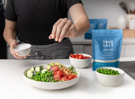 Clean Eating:  Where Salt Comes from and How it's Processed Matters