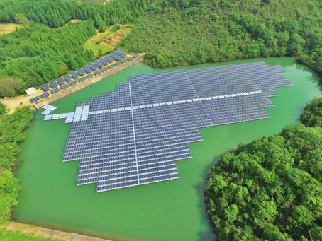 2018年4月23日 兵庫県姫路市にて、水上発電所の連携運転を開始いたしました。