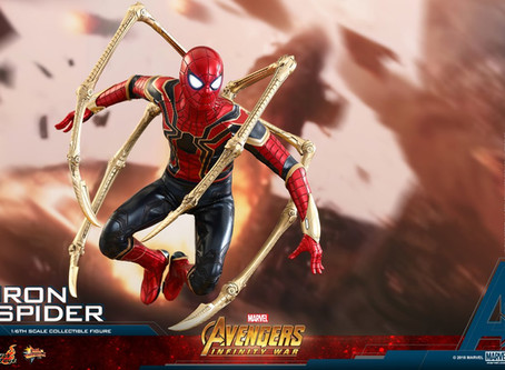 Hot Toys: Iron Spider (news)