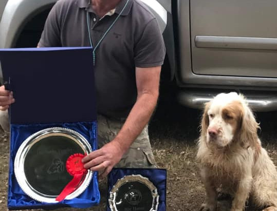 Lagotto Romagnolo Working Test Saturday 31st August 2019