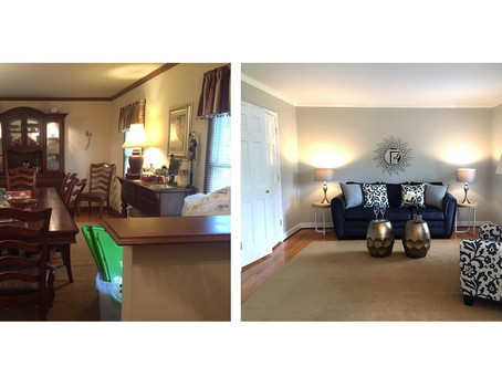Does Staging Make A Difference?