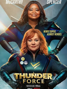 Thunder Force Movie Download