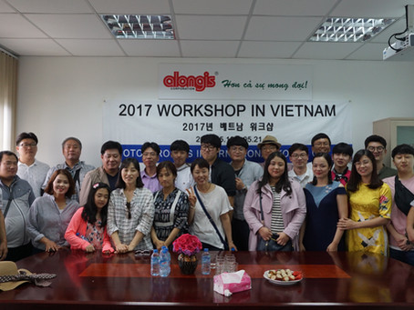 2017 WORKSHOP in VIETNAM