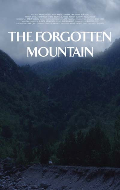 The Forgotten Mountain movie poster