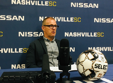 Press Conference | Nashville SC 1 - 1 Charlotte Independence