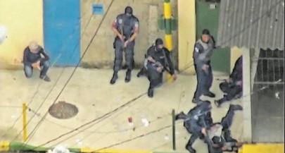 Milicianos e traficantes já se uniram em 180 locais no Rio