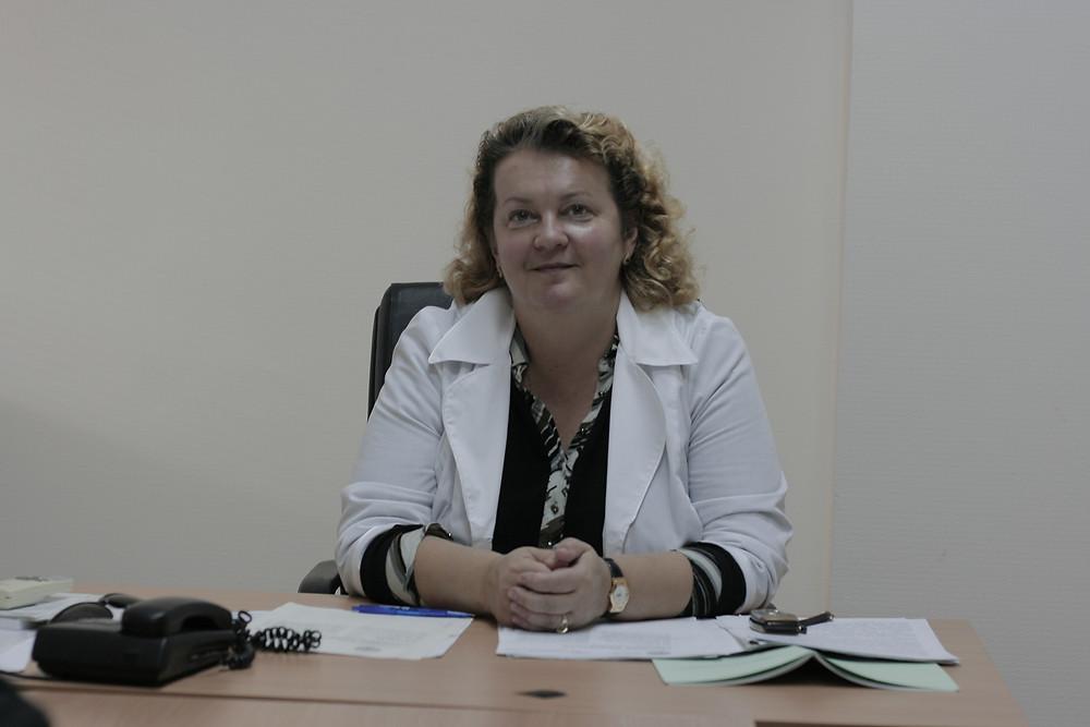 Татьяна Сергеевна Головко